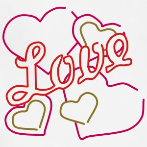 Love Hearts - Adjustable Apron