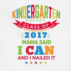 Preschool Kindergarten Grad Gift - Adjustable Apron