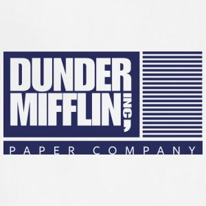 Dunder Mifflin, Inc. - Adjustable Apron