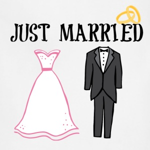 JUST MARRIED - Adjustable Apron