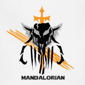 Mandalorian Logo - Adjustable Apron