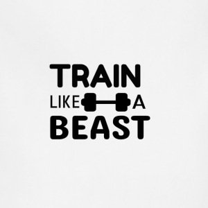 TRAIN LIKE A BEAST - Adjustable Apron