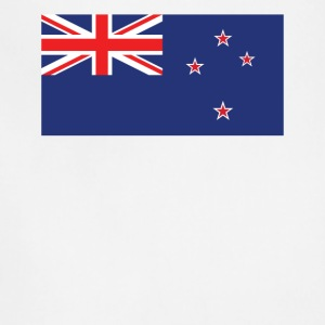 Flag of New Zealand Cool Kiwi Flag - Adjustable Apron