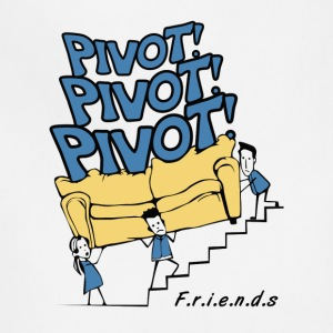 Friends Pivot Shirt - Adjustable Apron