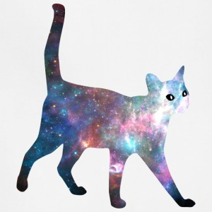 galaxy_cat - Adjustable Apron