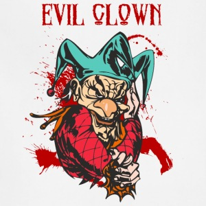 EVIL_CLOWN_10_bloody - Adjustable Apron