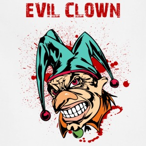 EVIL_CLOWN_8_bloody - Adjustable Apron