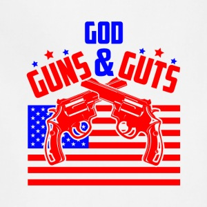 God Guns and Guts - Adjustable Apron