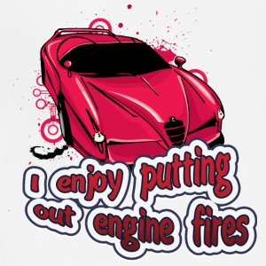 I_enjoy_putting_out_engine_fires - Adjustable Apron