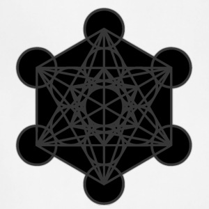 Metatron's Cube - Adjustable Apron