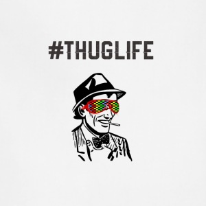 ThugLife- #ThugLife RetroMAn - Adjustable Apron