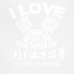 I Love The Smell Of Diesel In The Morning - Adjustable Apron