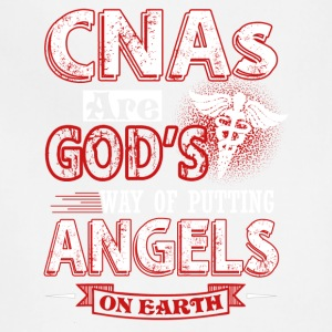 CNA Angel Of Earth Shirt - Adjustable Apron