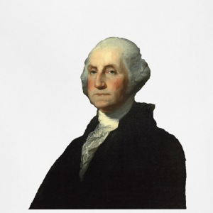 George Washington - Adjustable Apron