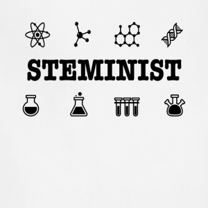 Steminist Science March Environmental Feminist Tee - Adjustable Apron