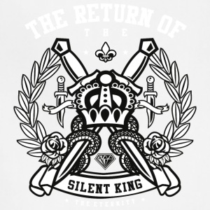 The return of the silent king - Adjustable Apron