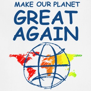 Make Our Planet Great Again - Adjustable Apron