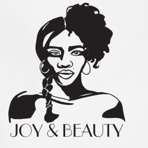 Joy and Beauty Logo - Adjustable Apron