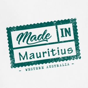Made In Mauritius Stamp - Western Australia - Adjustable Apron