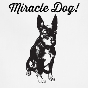miracle dog - Adjustable Apron