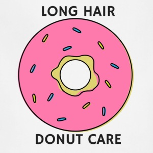 LONG HAIR DONUT CARE - Adjustable Apron