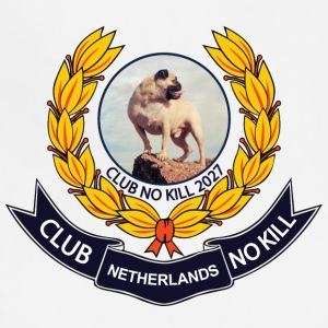 CLUB NO-KILL NETHERLANDS #2 - Adjustable Apron