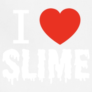 I Heart Slime - Adjustable Apron