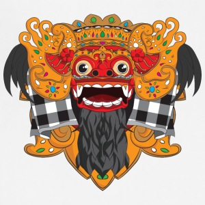 The Barong Mask - Adjustable Apron
