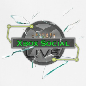 XBoxSocialLive - Adjustable Apron