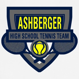 ASHBERGER HIGH SCHOOL TENNISH TEAM - Adjustable Apron