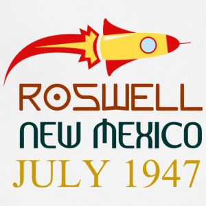 Roswell New Mexico july 1947 - Adjustable Apron