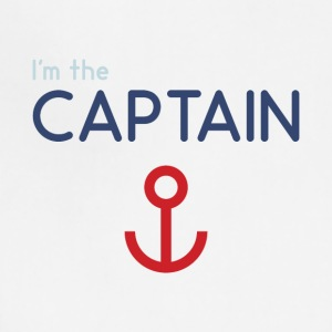 I'm The Captain - Adjustable Apron