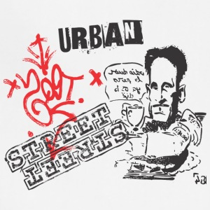 Urban street graffiti - Adjustable Apron