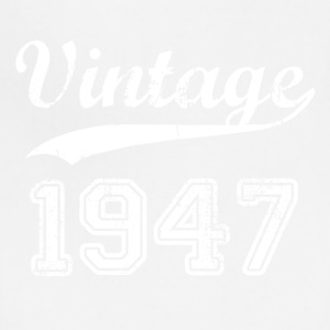 1947 - Adjustable Apron