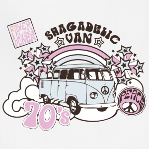 Shagadelic van - Adjustable Apron