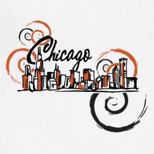 Chicago_Logo - Adjustable Apron