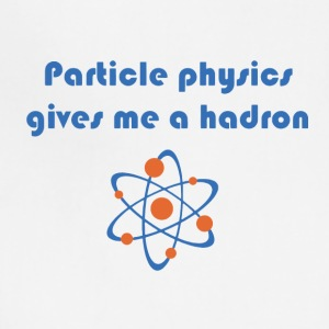 Funny particle physics joke - Adjustable Apron