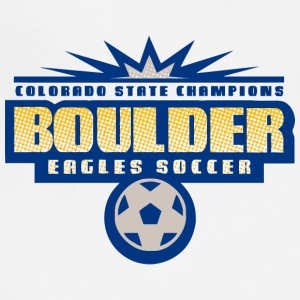 orado State Champions Boulder Eagles Soccer - Adjustable Apron
