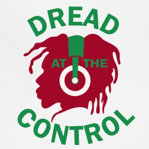 dread at the control - Adjustable Apron