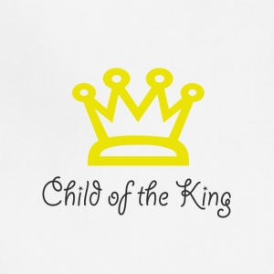 Child of the King - Adjustable Apron