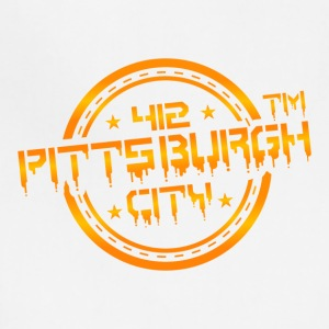 412 PITTSBURGH CITY - Adjustable Apron