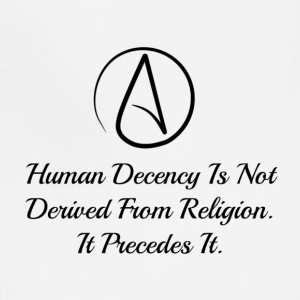Human Decdncy - Adjustable Apron