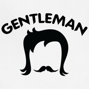GENTLEMAN_7_black - Adjustable Apron