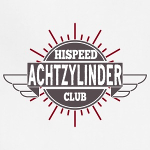 Achtzylinder Hispeed Cup - Adjustable Apron
