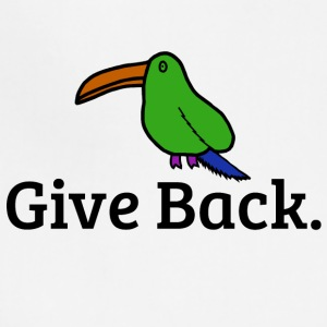 Give Back Bird - Adjustable Apron