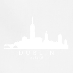 Dublin Ireland Skyline - Adjustable Apron