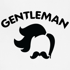 GENTLEMAN_5_black - Adjustable Apron