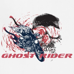 GHOST_RIDER - Adjustable Apron