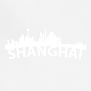 Arc Skyline Of Shanghai China - Adjustable Apron