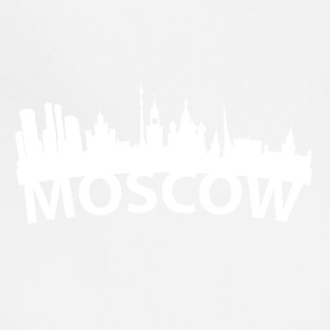 Arc Skyline Of Moscow Russia - Adjustable Apron